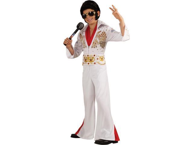 Boy's Deluxe Elvis Costume
