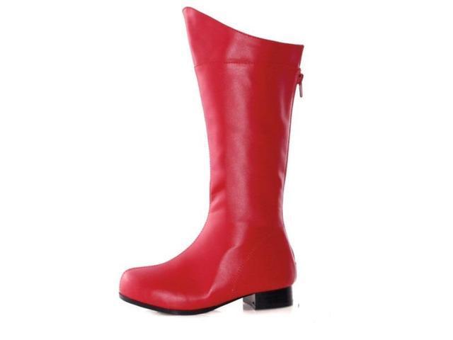 Children's Red Super Hero Boots