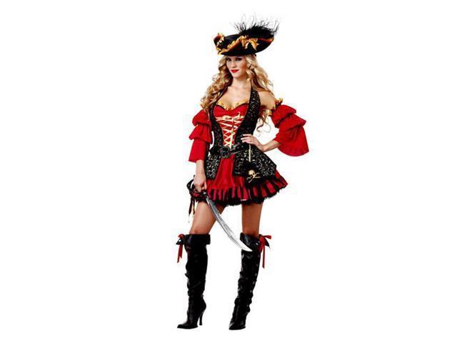 Spanish Pirate Swashbuckler Costume