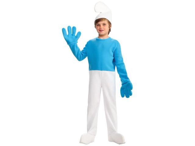 Deluxe Smurf Costume for Boys