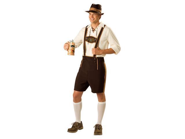 Bavarian Guy Men's Costume