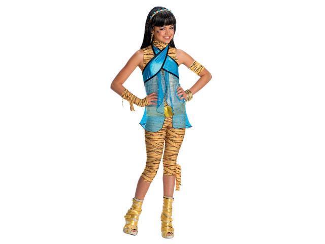 Cleo DeNile Monster High Costume for Girls