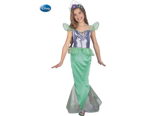 The Little Mermaid Ariel Disney Child Standard Costume