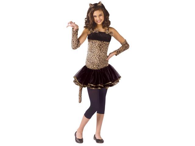 Wild Child Cat Costume for Girls