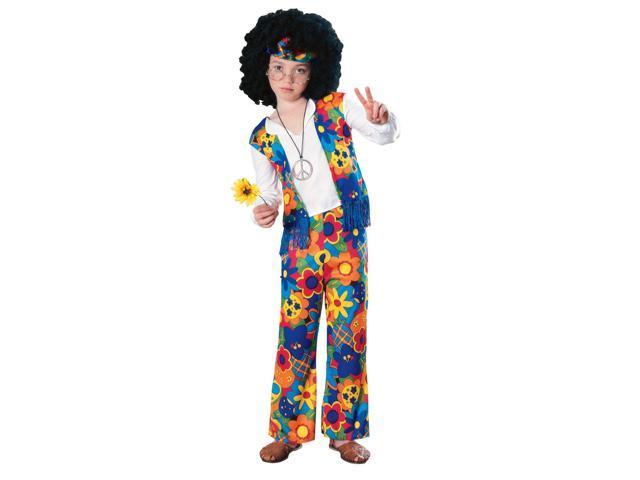 Kid's 60s Hippie Costume