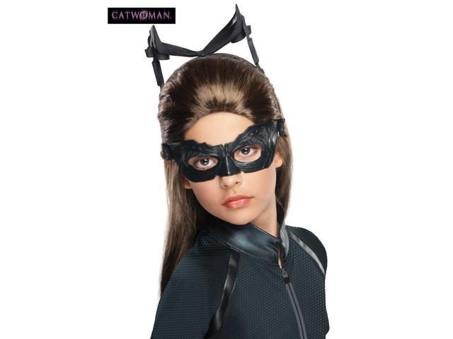Official Dark Knight Rises Catwoman Wig Children's