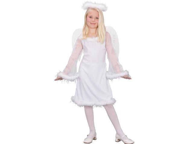 Heaven Sent Girl's Costume