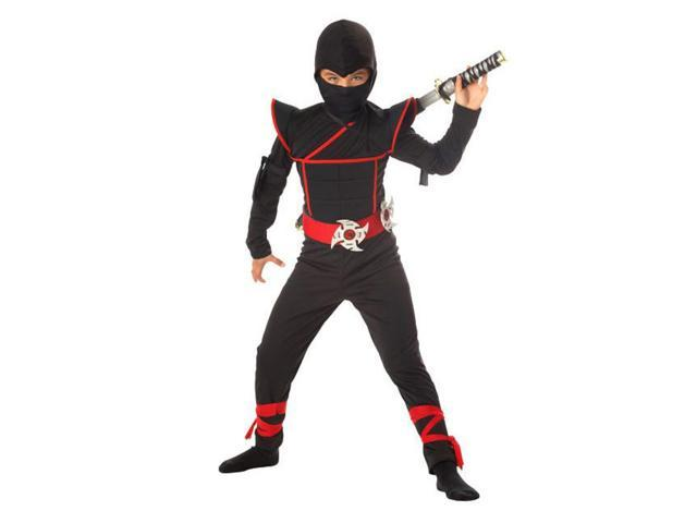 Stealth Ninja Boys Costume