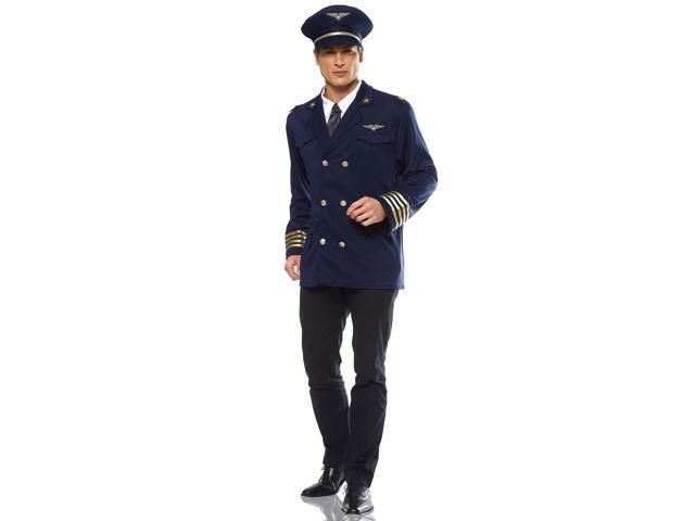 Pilot Costume for Men