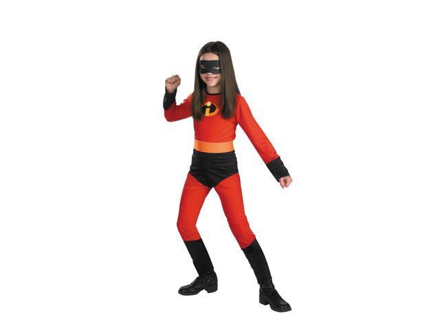 Girl's Mrs. Incredible Costume