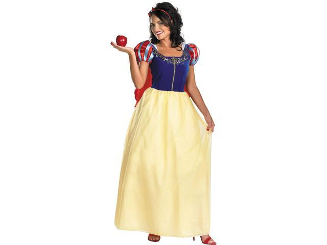 Disney Deluxe Snow White Women's Costume