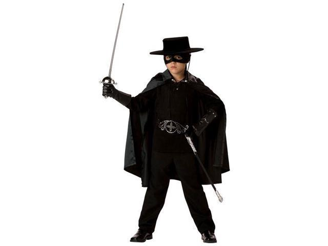 Bandito Swordsman Boy's Costume