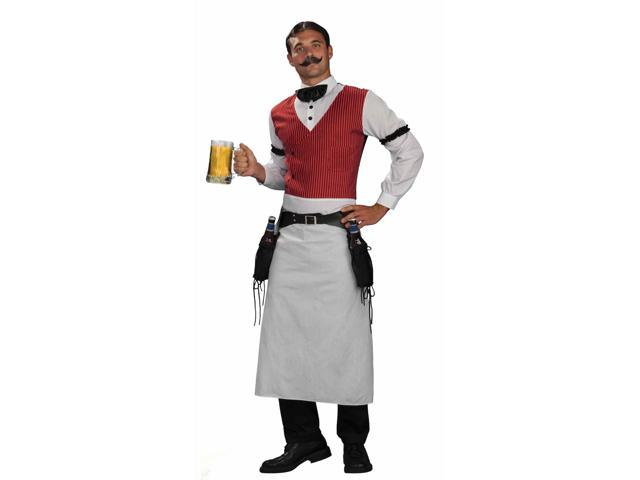 Wild West Men's Bartender Costume