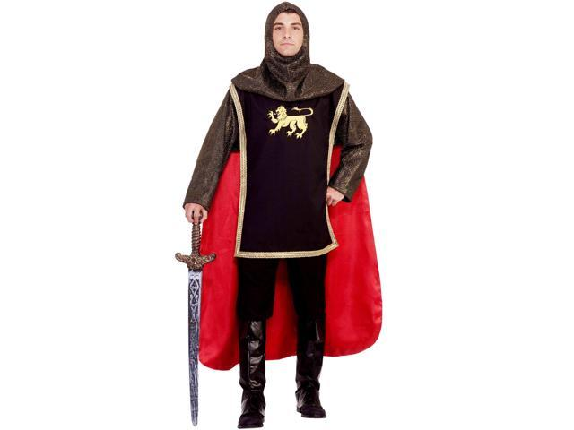 Mens Medieval Knight Costume