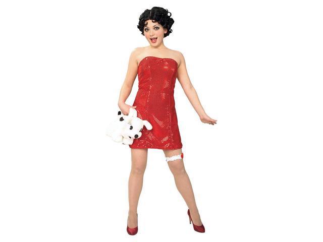 Women's Betty Boop Costume