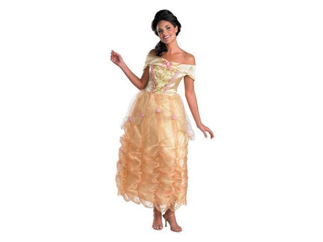 Adult Belle Disney Deluxe Costume