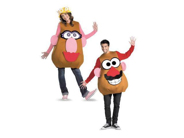 Mr. Or Ms. Potato Head Unisex Adult Costume