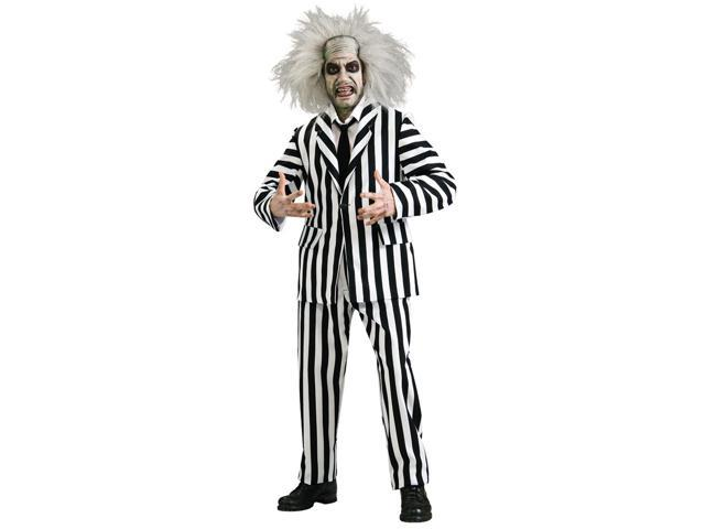 Men's Beetlejuice Grand Heritage Costume