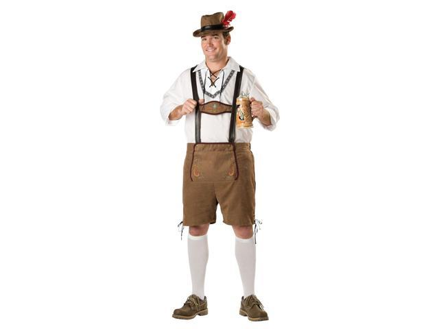 Oktoberfest Guy Elite Men's Plus Costume