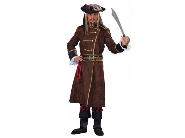 Captain John Longfellow Men's Costume