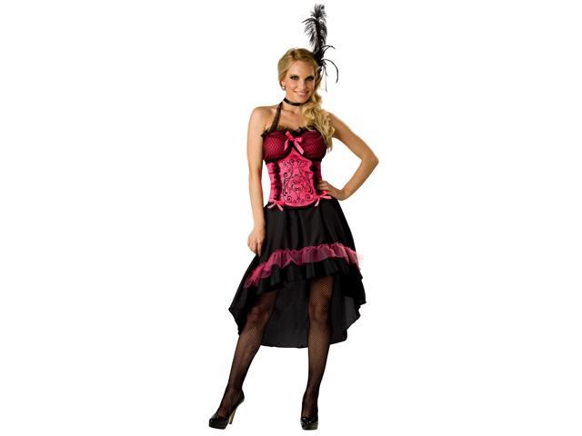 Saloon Gal Women's Costume