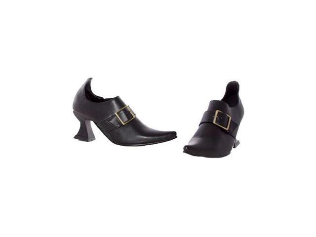 Black Witch Shoe Child
