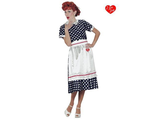 I Love Lucy Women's Costume