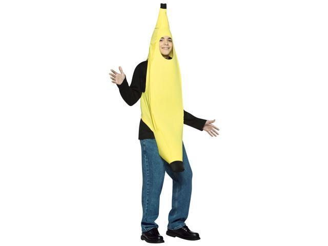 Light Weight Banana Costume for Teens