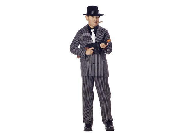Kids Gangster Costume