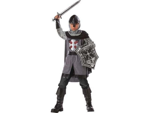 Deluxe Dragon Slayer Boys Costume