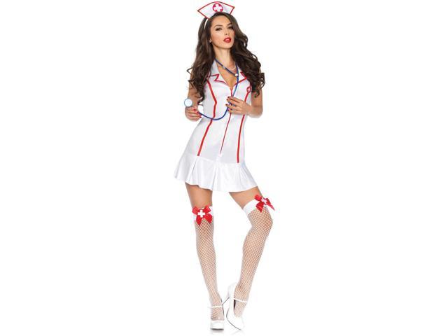Women's Head Nurse Costume