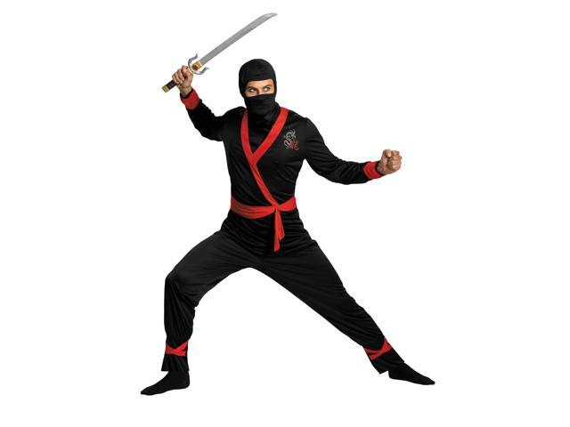 Adult Ninja Master Costume for Men