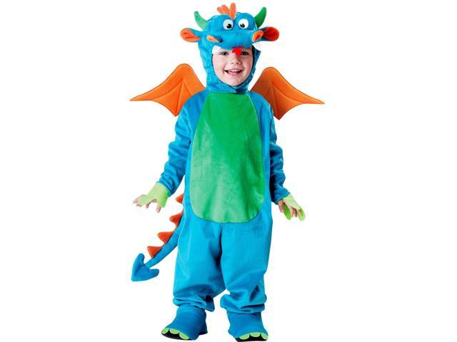 Dinky Dragon Costume for Toddlers