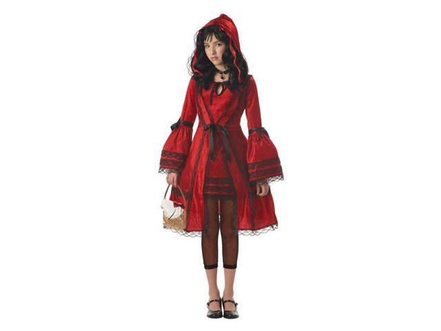 Tween 04022-Large Little Red Riding Hood Costume - Large