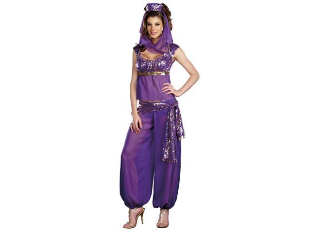 Sexy Ally Kazam Women's Costume