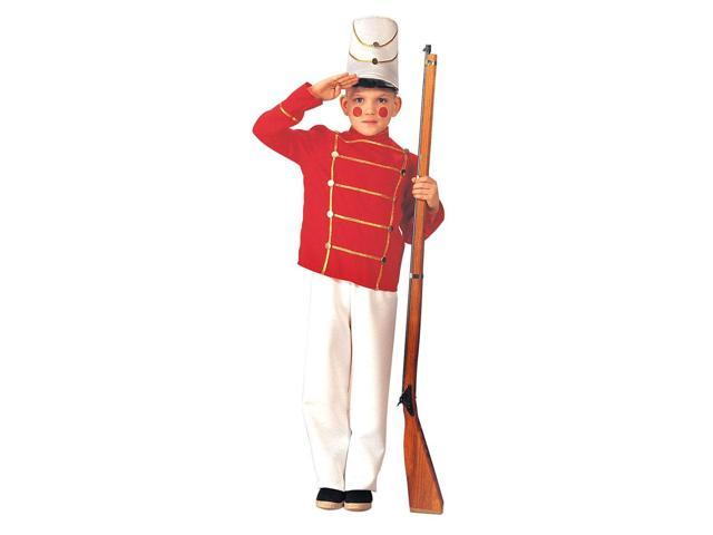 Kid's Toy Soldier Costume