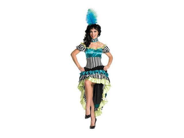 Can-can Cutie Women's Costume