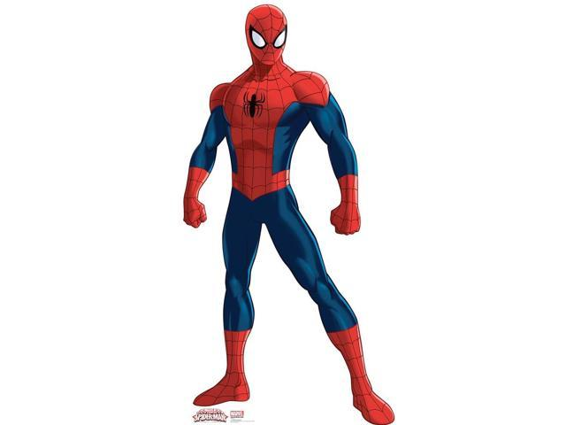 Spiderman Standup (Each) - Party Supplies