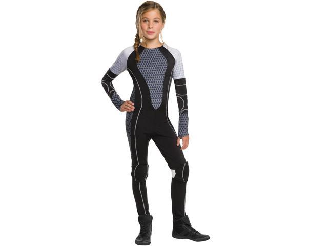Hunger Games Katniss Everdeen Mockingjay Girl's Costume
