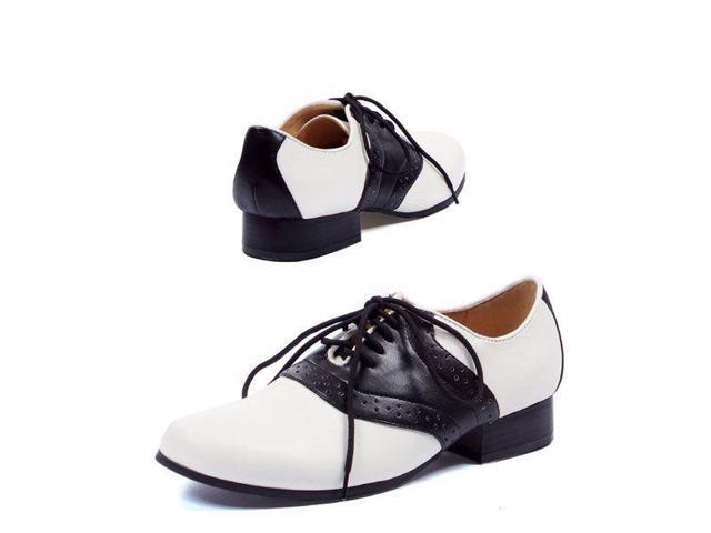 Adult Ladies' Saddle Shoes