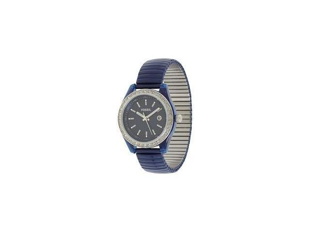 Fossil Blue Ladies Watch ES2910