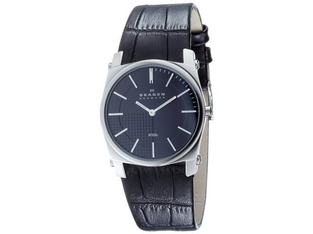 Skagen 859LSLB Mens All Black Watch