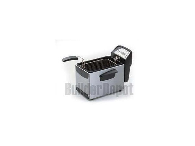 05462 Fryer Deep Steel ProFry Digital