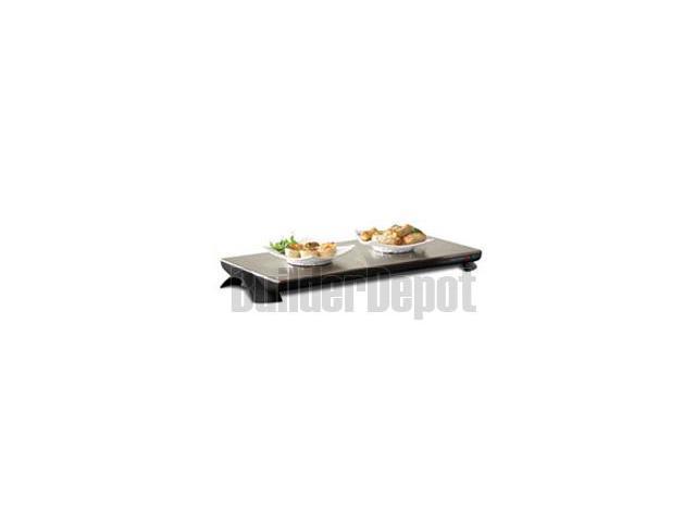 Toastess 23.75x11.75-in. Silhouette Cordless Warming Tray