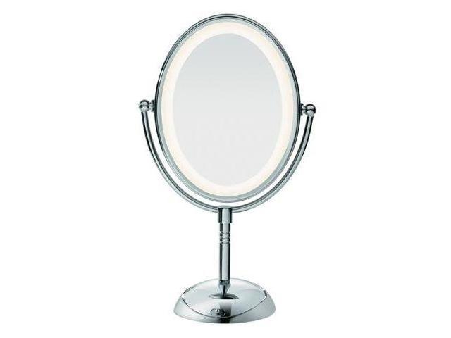 CONAIR BE151T Double-Sided Lighted Oval Mirror