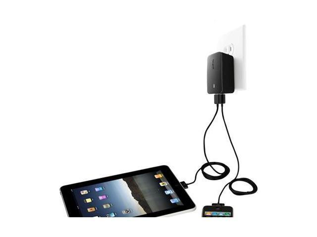 Targus APA15US Dual Charger for iPad