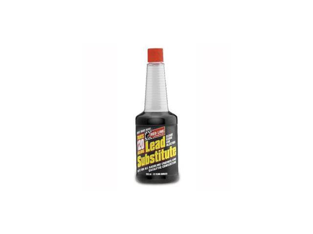 Red Line Oil 60202 Lead Substitute Fuel Additive 12 oz.