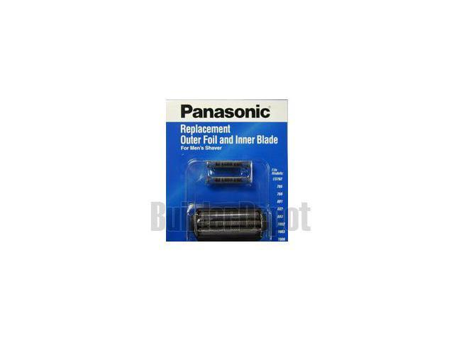 Panasonic WES9079P Replacement Stainless Steel Outer Foil/Inner Blade Combination