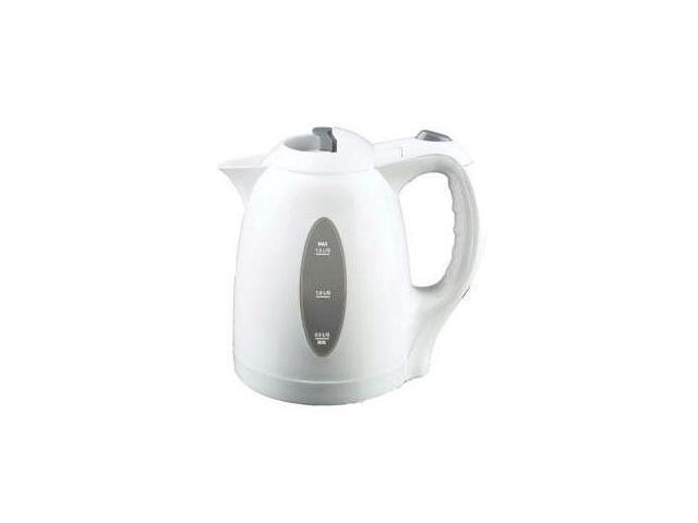 Toastess TJK-100 White Electric Jug Kettle