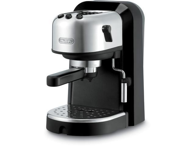 DeLonghi EC270 Pump Espresso Maker Silver/Black